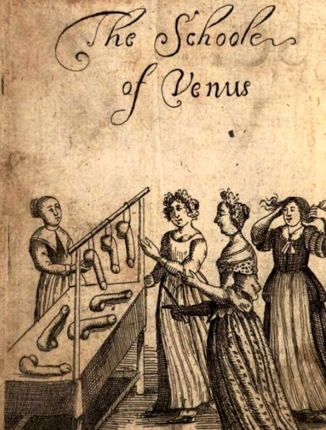 early modern sex manual