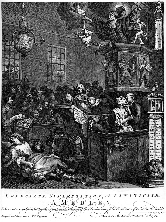 Hogarth cartoon