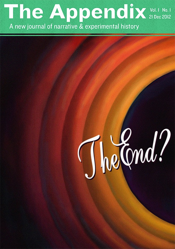 The End?-Volume 1-Issue 1