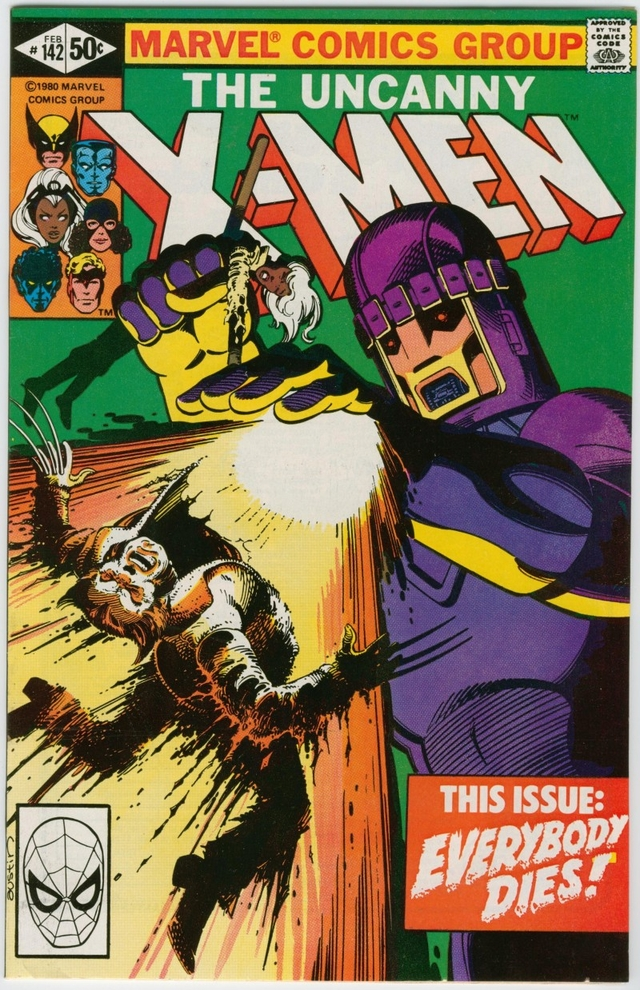 The Uncanny X-Men Vol. 1 #142
