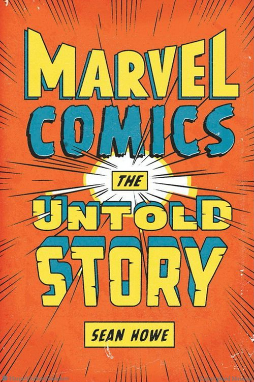 Marvel Untold Story cover