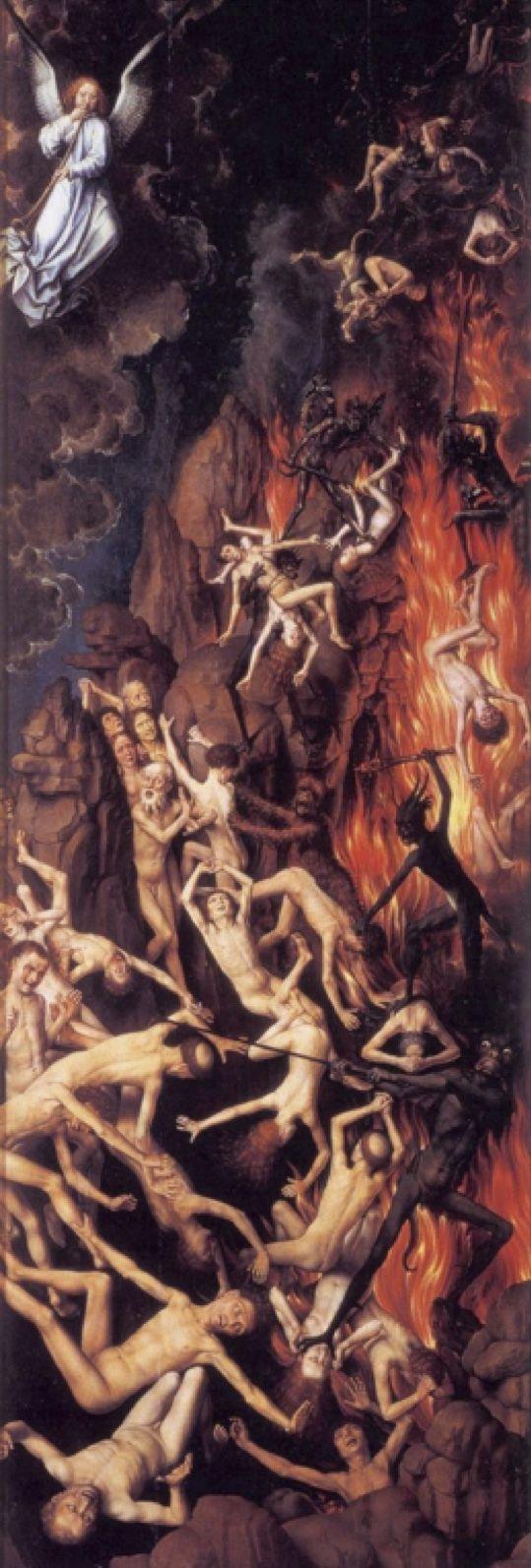 Memling's Apocalypse Triptych