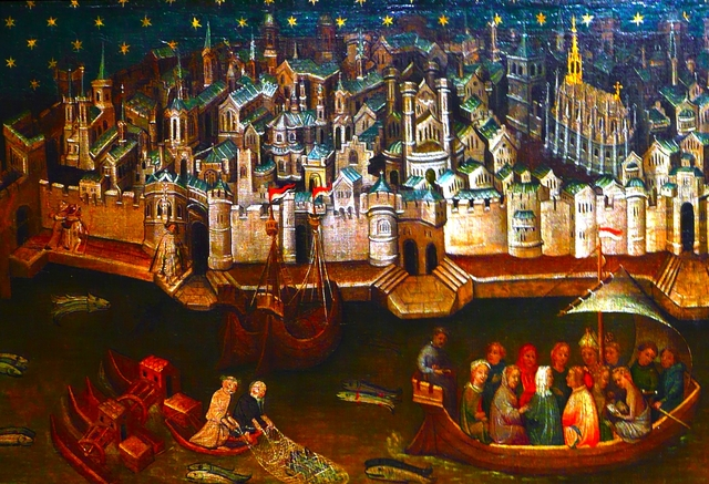 Martyrdom of St Ursula at Cologne