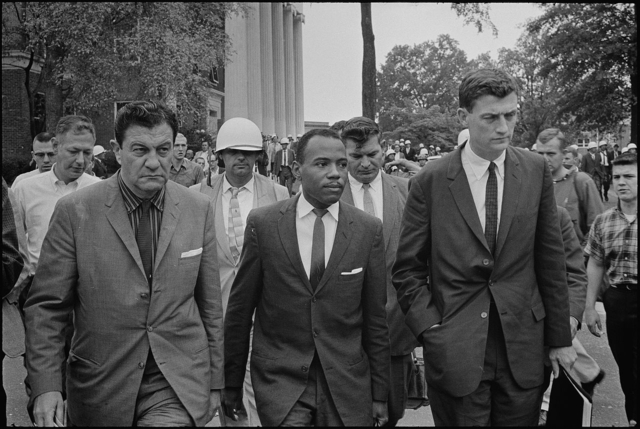 Photo of James Meredith
