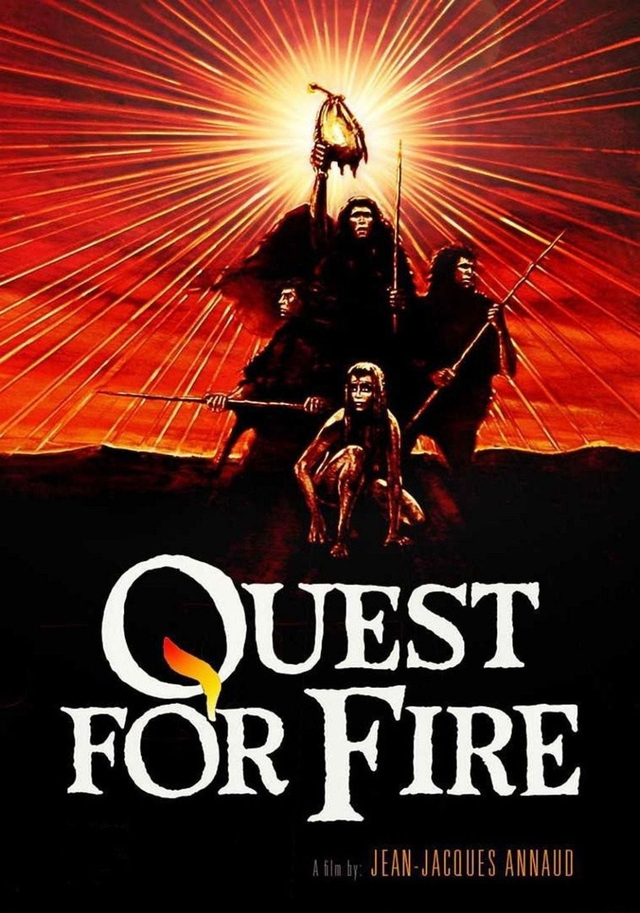 Quest for Fire Movie Poster