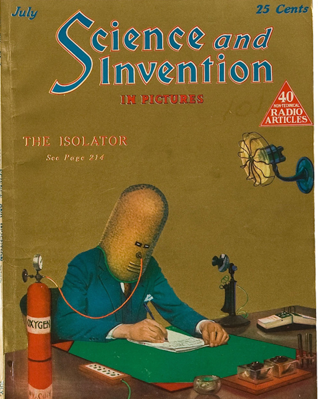 cover of Science and Invention