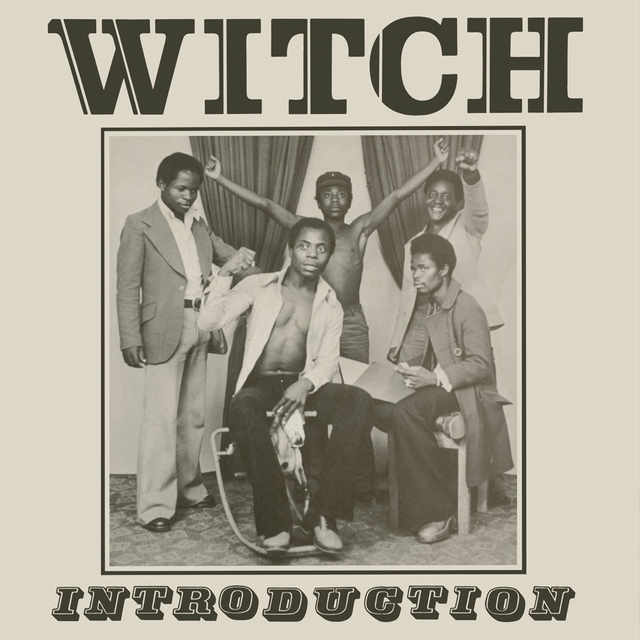 Cover of Witch LP