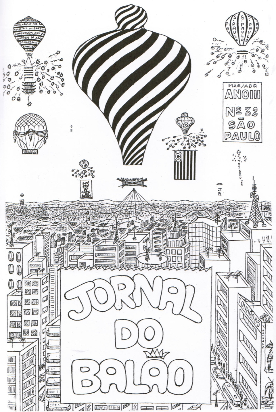 an art of air and fire brazil u0027s renegade balloonists u2014the appendix