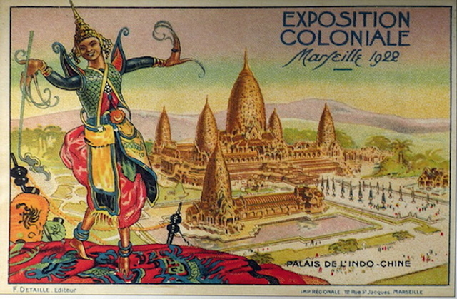 1922 Marseilles Colonial Exposition